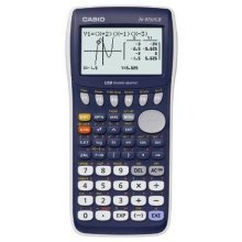 Casio FX-9750GII Desktop Graphing calculator Blue calculator