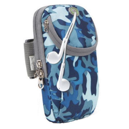 Running Phone Bag Men and Women Wrist Vag Arm Bag#A