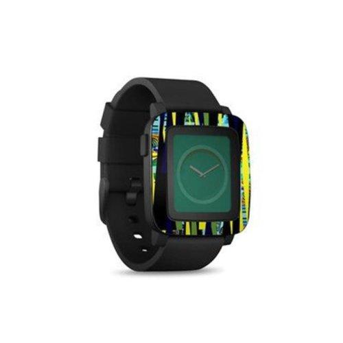 DecalGirl PSWT-SUNBEAM Pebble Time Smart Watch Skin - Sun Beam