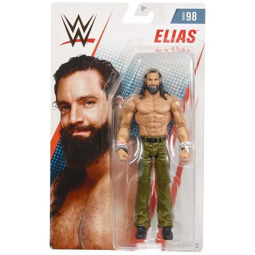 WWE Basic - Series 98- Elias Figure