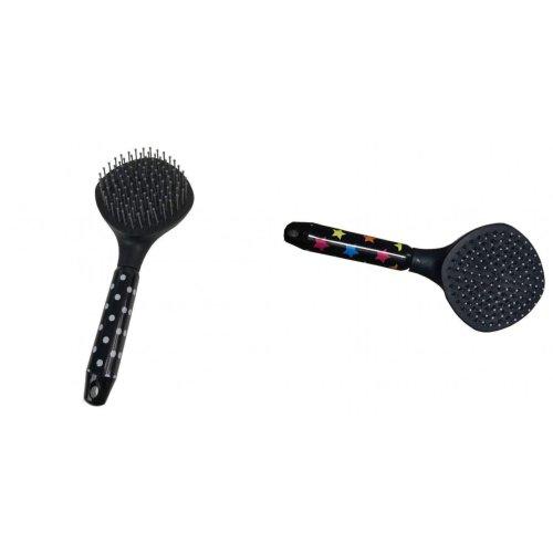 Roma Pattern Mane And Tail Brush