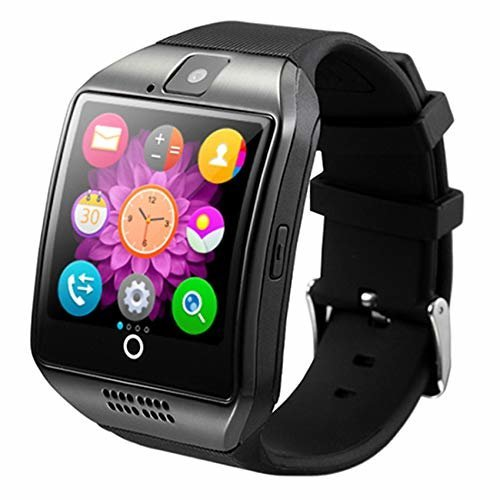 Android Smartwatch, Maegoo Bluetooth Smart Watch with SIM/TF Card Slot, Smartwatch 1.54 Inches with Remote Camera Pedometer Functions for Android...