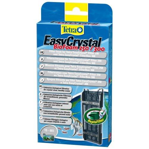 Tetra Aquarium Filter Foam For Easycrystal Biofoam 250/300