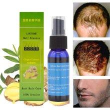 Lanthome Chinese Herbal Fast Hair Growth Essence Liquid Anti Loss Treatment Sprayer