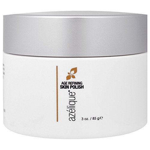 Azelique Age Refining Skin Polish Cleansing and Exfoliating No Parabens No Sulfates 3 oz 85 g