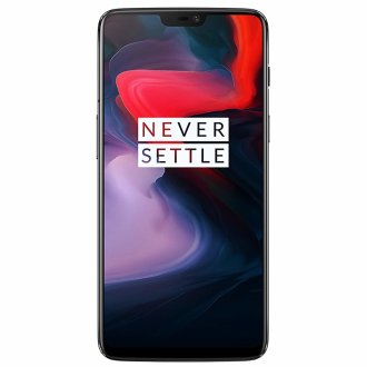ONEPLUS 6 128GB (8GB RAM) A6000 Midnight Black