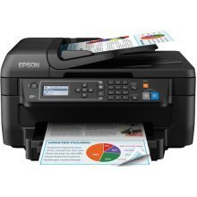 Epson WorkForce WF-2750DWF 4800 x 1200DPI Inkjet A4 33ppm Wi-Fi Black multifunctional