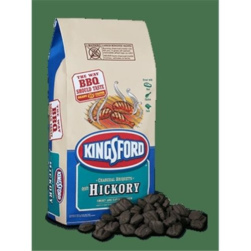 Kingsford Products 250203 16 lbs Charcoal Briquettes with Hickory