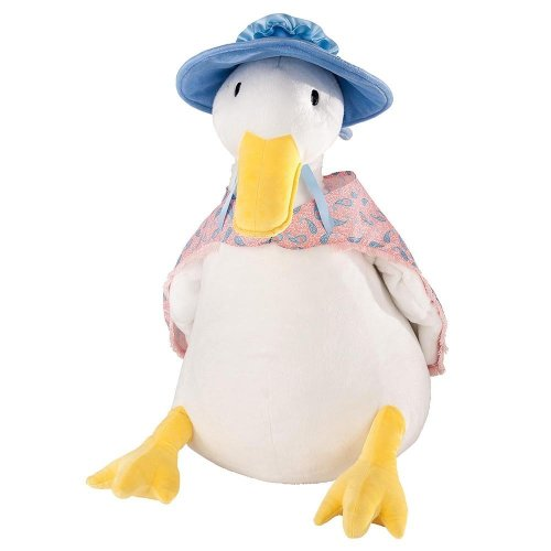 GUND Beatrix Potter Jumbo Jemima Puddle Duck Plush Toy