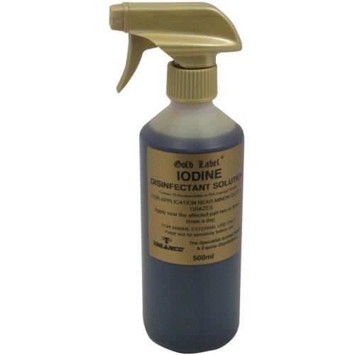 Gold Label Iodine Spray