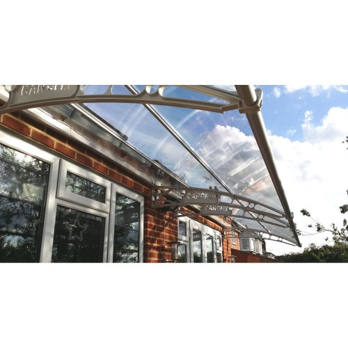Cantilever Door Canopy | 4000mm wide x 650mm projection