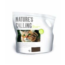 Nature's Calling Cat Litter, 6kg (pack of 2)