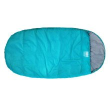 Keep Warm Sports Camping Hiking Single Sleeping Bags Accessories- Tropical Blue