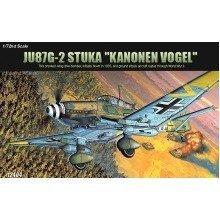 Aca12404 - Academy 1:72 - Junkers Ju 87g-2
