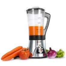 Vivo Fresh Soup Maker Machine & Smoothie Maker with Blender, Pulse, Cooker, Steamer, Boiler, Egg Boiler, Smoothie maker and Reheat functions
