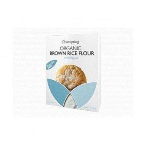 Clearspring - Org GF Brown Rice Flour 375g