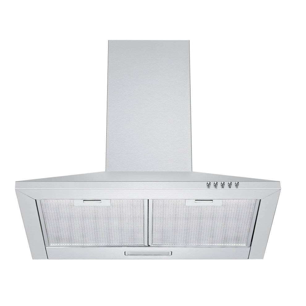 5eefe064e21 ... Cookology Unbranded CH600SS 60cm Chimney Cooker Hood in Stainless Steel