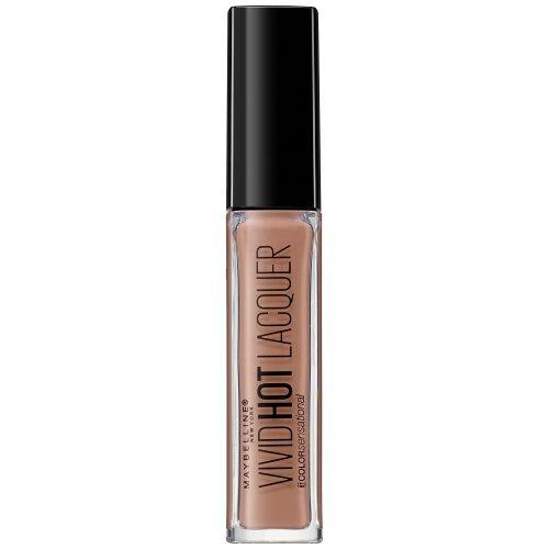 Maybelline Color Sensational Vivid Hot Lip Lacquer, Number 64, Unreal