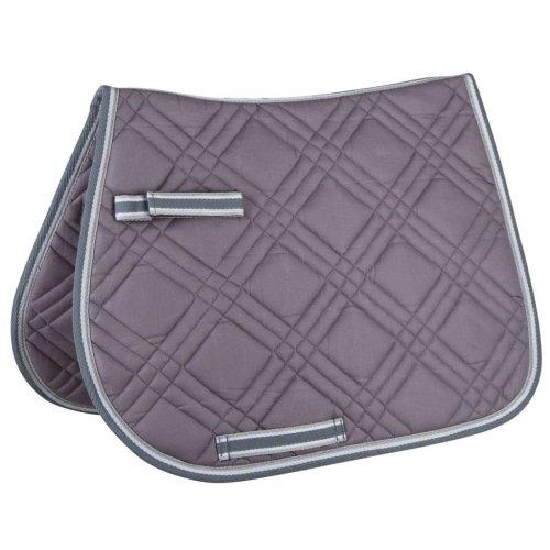 Kerbl Multipurpose Saddle Pad Firenze Full Grey 325410