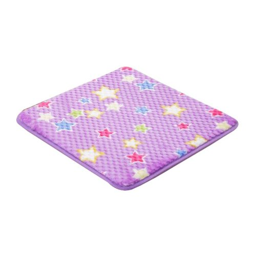 Lovely Beautiful Chair Pad Chair Cushion/ Soft Comfortable Chair Mats, Purple