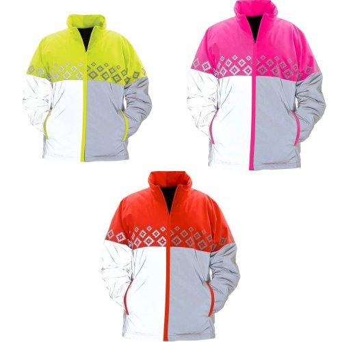 Equisafety Adults Unisex Luminosa Jacket