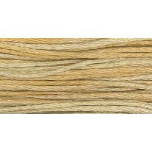 Weeks Dye Works 6-Strand Embroidery Floss 5yd-Oak