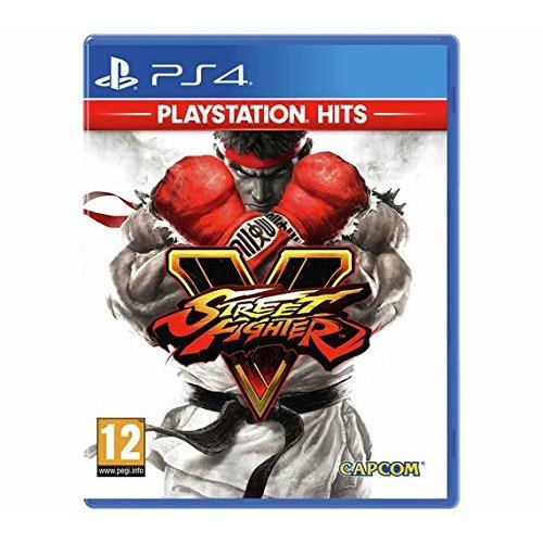 Street Fighter V (Playstation Hits) (PS4) (New)