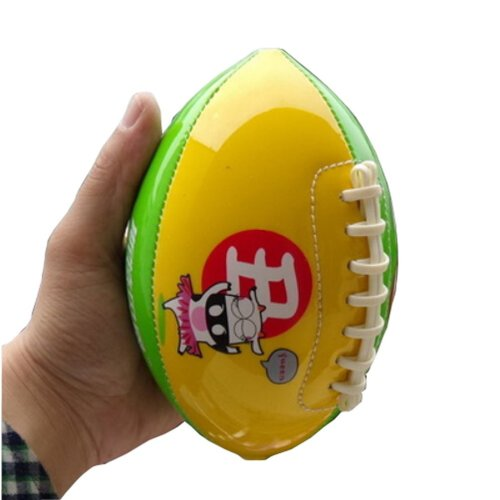 [YELLOW Ox] Cute Constellation/Zodiac Kids/Toddles Mini Football, Size 2