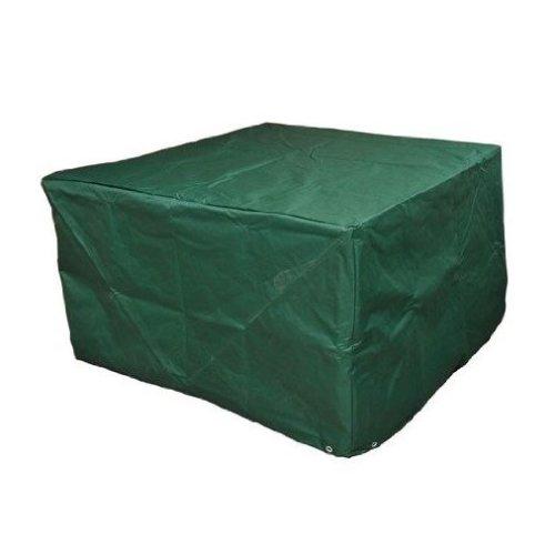 Outsunny Rain Protective Rattan Furniture Cover Cube for 135x135x75cm