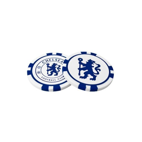 Chelsea FC Poker Chip Ball Markers