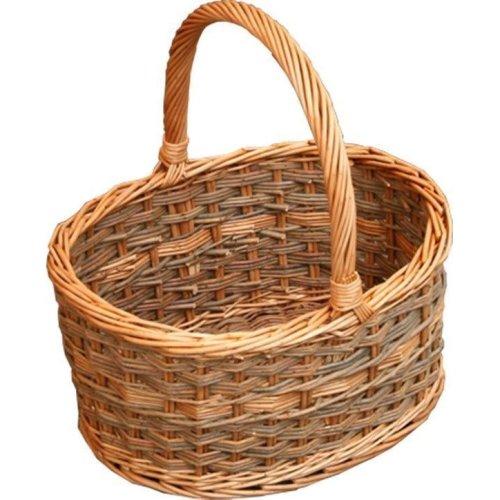 Yorkshire Oval Shopping Basket