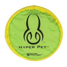 "Hyper Pet 9"" Hyper Flippy Flopper Dog Toy, Colors may vary"