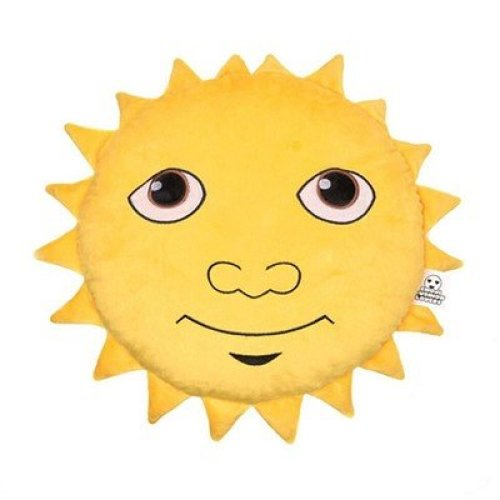 Love Bomb Emoji Cushion Sunshine
