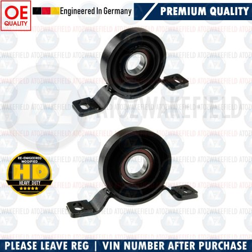 FOR VW AMAROK 10-15 NEW PROPSHAFT PROPELLER CENTRE SUPPORT BEARING 2H0598351
