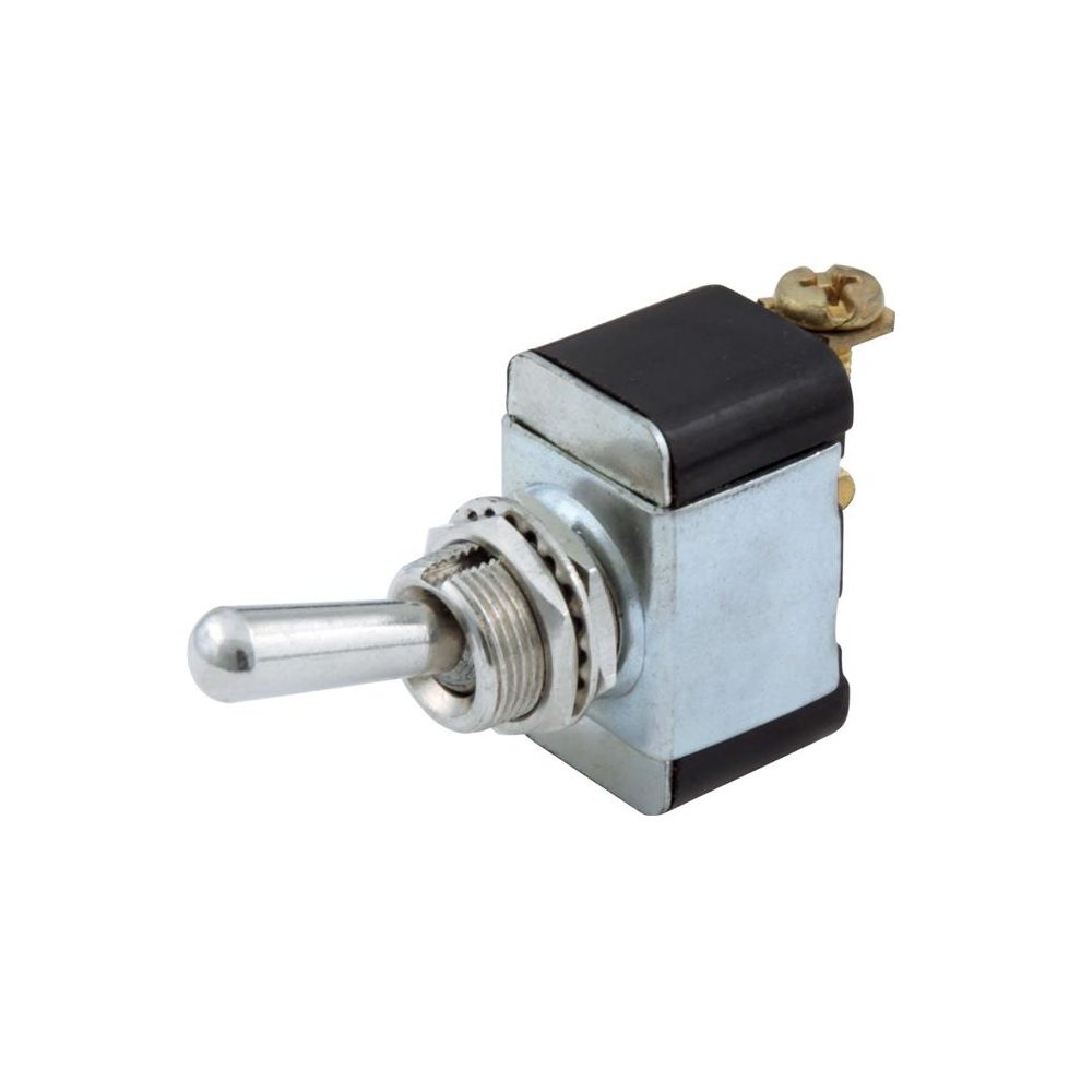 Quickcar Racing Products QRP50-500 Toggle Switch - Single-Pole