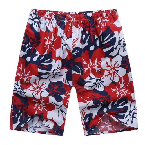 Soft Beach Pants Quick-Drying Summer Men's Casual Sports Pants