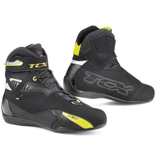 TCX Rush Fluo Mens Waterproof Paddock Boots