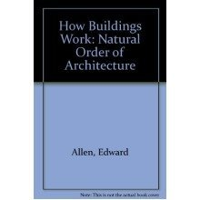 How Buildings Work: Natural Order of Architecture
