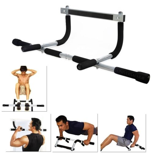 Kabalo Gym Exercise Pull Up Bar for Door Doorway (Multi-Training Bar)