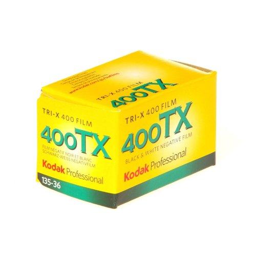 Kodak 400TX 36shots black & white film