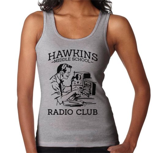 Hawkins Middle School Radio Club Women's Vest