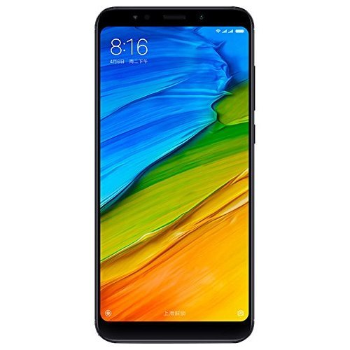 XIAOMI Redmi 5 Plus 64G (4G RAM) Black