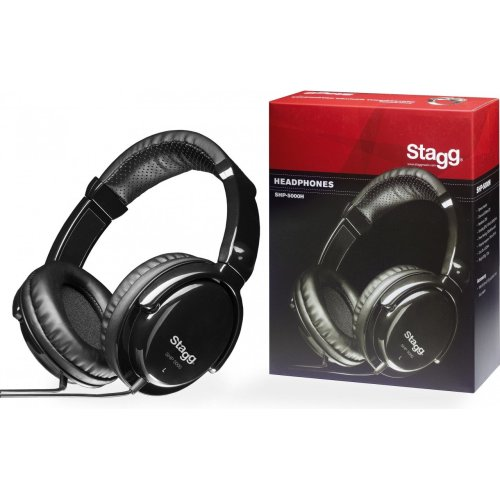Stagg SHP5000H PRO DJ/MONITOR ST.HEADPHONES