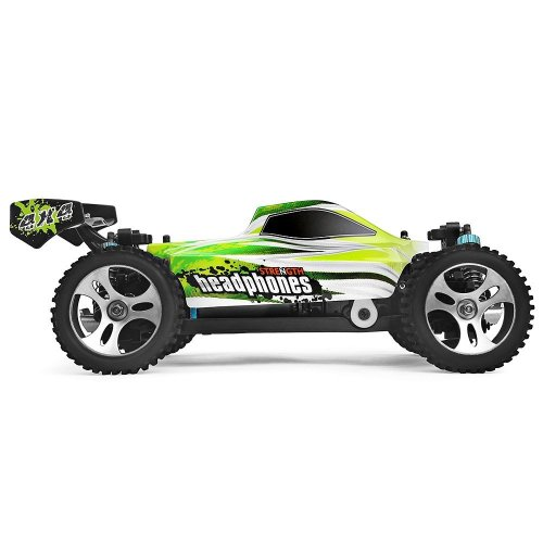 Very Fast 70KM/H 1:18 Scale RTR 4WD RC Car