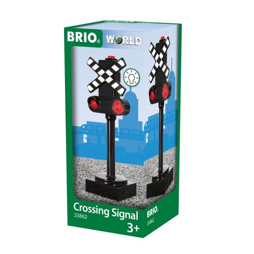 BRIO World - Crossing Sign