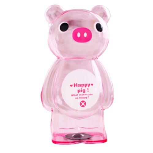 GPPS Piggy Bank Cartoon Hyaline Creative Lovely Gifts Adult/Children Pig Pink