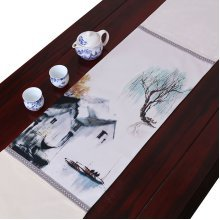 Dining Wedding Banquet Table Runner Ancient Style