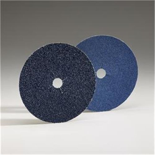 Norton 223108 7 x 0.31 in. 80 Grit Edge-R Disc Blue Fire - Pack of 25