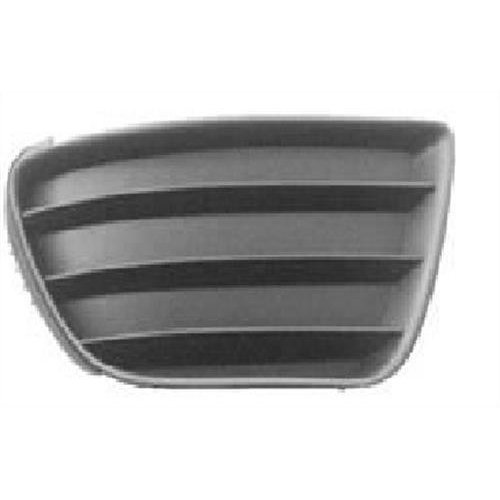 Fiat Punto 5 Door Hatchback  2003-2006 Front Bumper Grille Outer Section - No Lamp Holes (Standard Models) Driver Side R