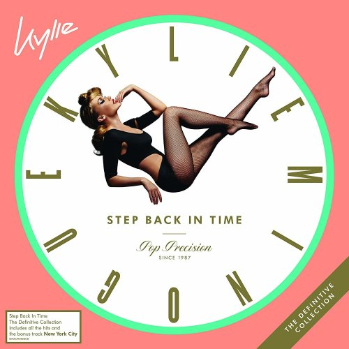 Kylie Minogue - Step Back In Time (2CD) [CD]